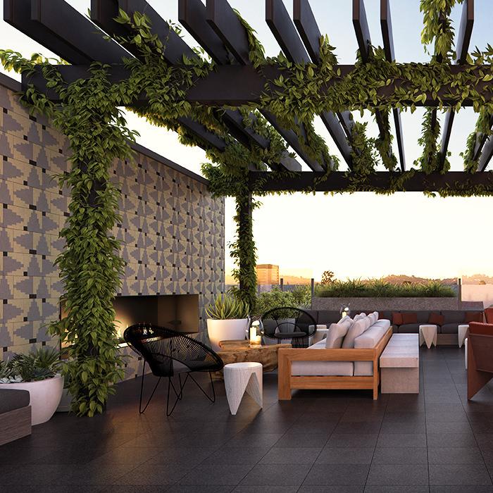 The Liddel, LAu0027s Newest Boutique Condominium Is Designed For Luxurious SoCal  Living